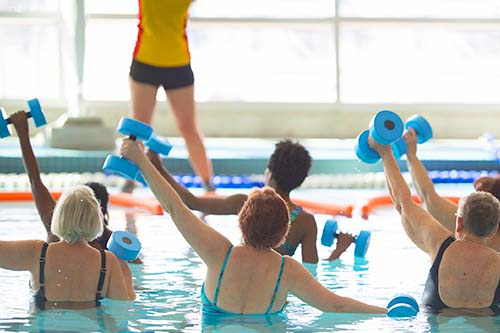 Aquatic Fitness Activities