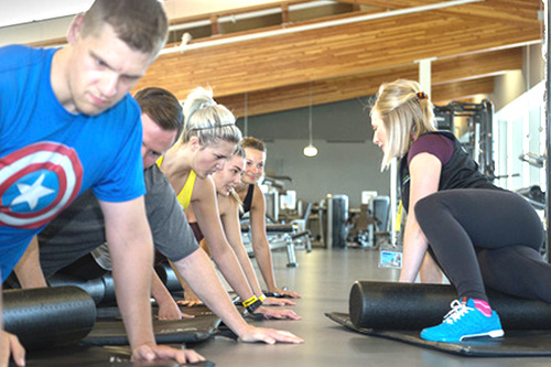 Small Group Personal Training Programs