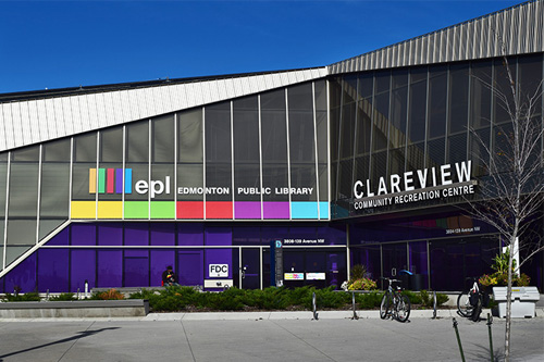 Clareview Community Recreation Centre