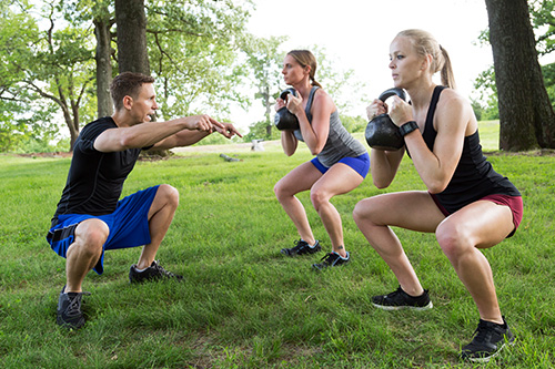Obstacle Fit Classes (Outdoor)
